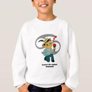 Krebs die Vorlage romantisch Sweatshirt
