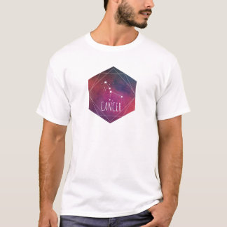 Krebs-Galaxie T-Shirt