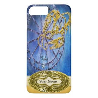 Krebs-Tierkreis-Astrologieentwurf Horoskop iPhone 8 Plus/7 Plus Hülle