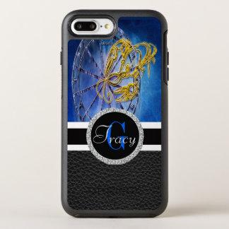 Krebs-Tierkreis-Astrologieentwurf Horoskop OtterBox Symmetry iPhone 8 Plus/7 Plus Hülle
