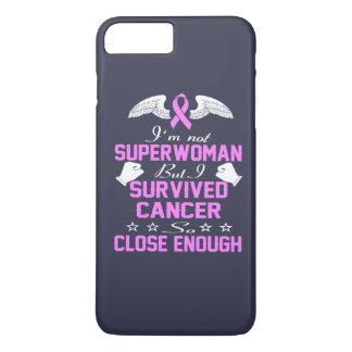 Krebs-Überlebender iPhone 8 Plus/7 Plus Hülle