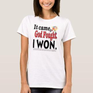 Krebs-Überlebender T-Shirt