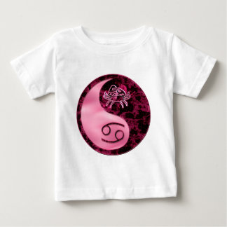 Krebs Yin Yang Baby T-shirt