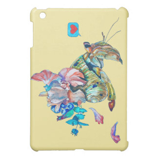 Krebseinsiedler iPad Mini Hülle
