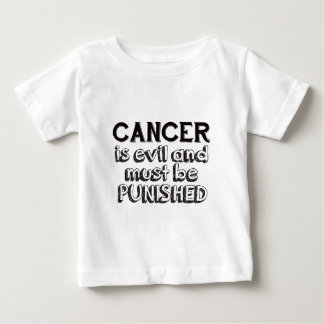 Krebsentwurf Baby T-shirt