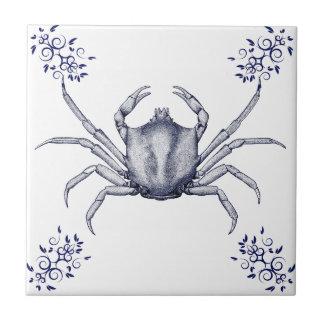 Krebstier-Keramiken ~ Kelp-Krabbe Fliese