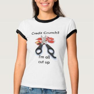 Kredit-Krise - T - Shirt