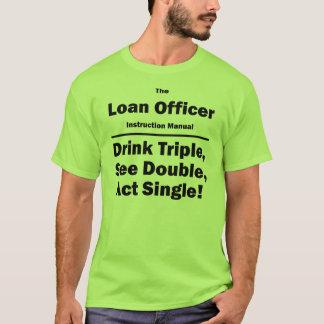 Kreditsachbearbeiter T-Shirt