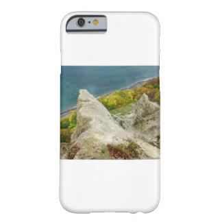 Kreideklippen auf der Insel Ruegen Barely There iPhone 6 Hülle