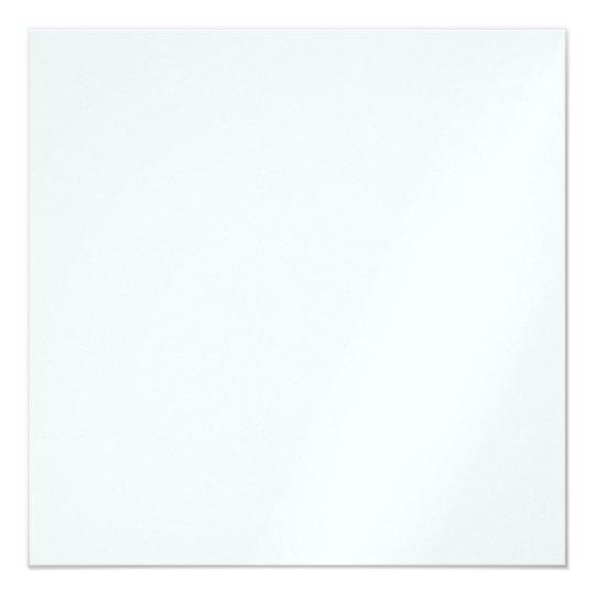 Perlenglanz 13,3 cm x 13,3 cm, weiße Briefumschläge inklusive