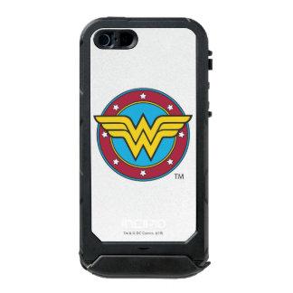 Kreis der Wunder-Frauen-  u. Stern-Logo Incipio ATLAS ID™ iPhone 5 Hülle