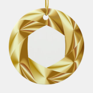 Kreis Keramik Ornament