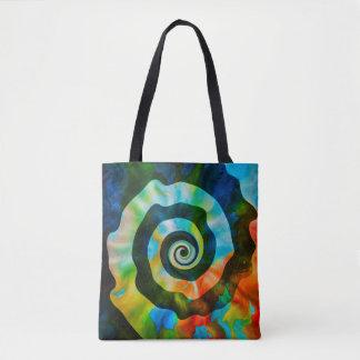 Kreis-Kunst Tasche