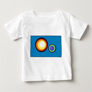 Kreis-Welt Baby T-shirt