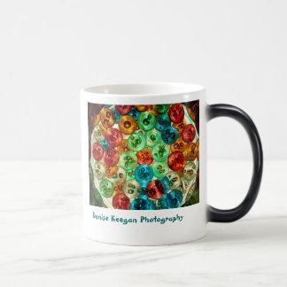 Kreise der Farbe - Fotografie Denise Keegan Verwandlungstasse