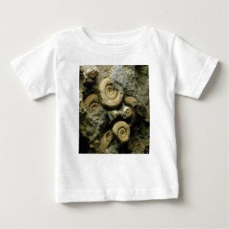 Kreise der versteinerten Schnecken Baby T-shirt