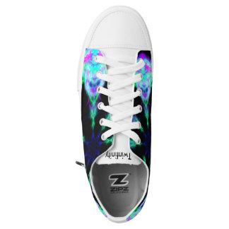 Kreiselkompass-Schocks Niedrig-geschnittene Sneaker