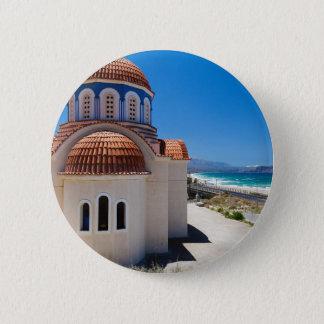 Kreta 6 runder button 5,1 cm