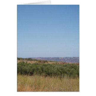 Kreta-Landschaftskarte Karte