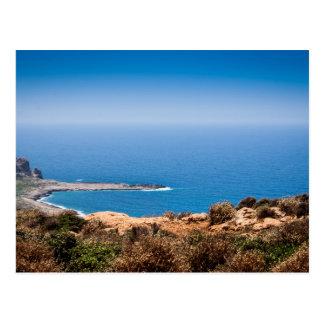 Kreta Postkarte