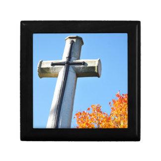 Kreuz Erinnerungskiste