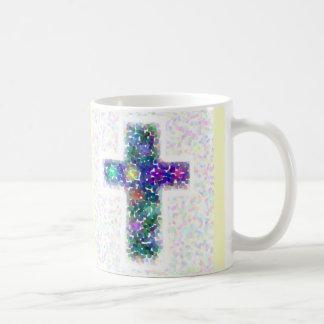 Kreuz Kaffeetasse