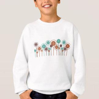 Kreuz-nähende Gänseblümchen Sweatshirt