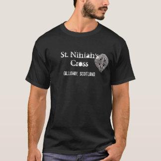 Kreuz St. Ninians, Galloway Schottland T-Shirt