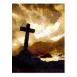 Kreuz und Himmel Postkarten