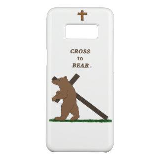 Kreuz zum zu tragen (Galaxie S8) Case-Mate Samsung Galaxy S8 Hülle