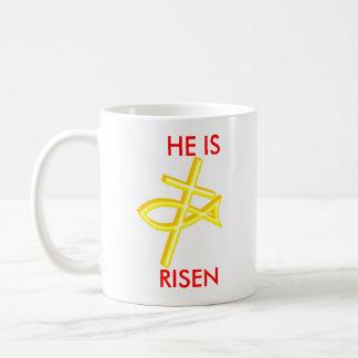 kreuzen Sie, BEHALTEN Sie, CHRISTUS HEREIN Kaffeetasse
