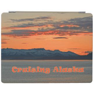Kreuzendes Alaska/klarer orange iPad Hülle