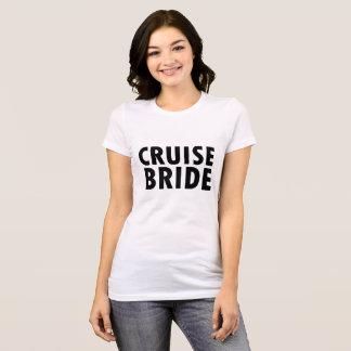 Kreuzfahrt-Braut T-Shirt