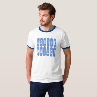 Kreuzfahrt-Süchtiger. Ein Shirt für