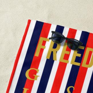 Kreuzfahrt weg mit mir Ferien-Party-Badetuch Strandtuch