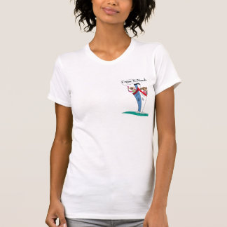 Kreuzfahrt zu Nirgendwo-Damen T T-Shirt