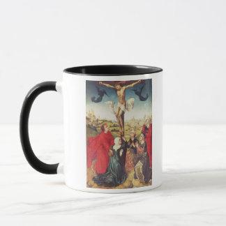 Kreuzigung, c.1510 (Öl auf Platte) Tasse