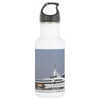 Kreuzschiff Braemar. Trinkflasche