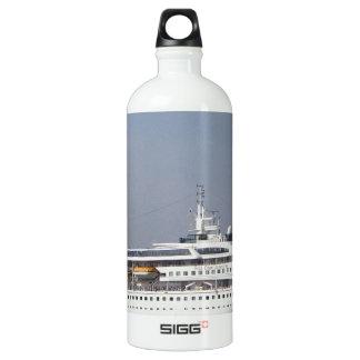 Kreuzschiff Braemar. Wasserflasche
