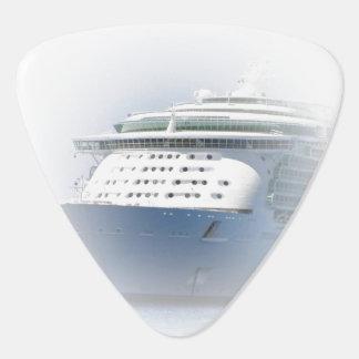 Kreuzschiff-Miniatur Plektrum