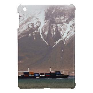 KREUZSCHIFFE um SCHNEE-BERGE Amerika iPad Mini Hülle