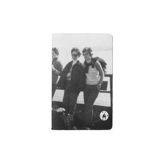 Kreuzung über Fähre Moleskine Taschennotizbuch