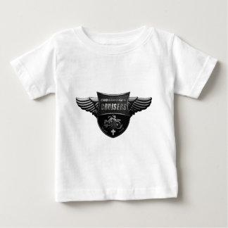 Kreuzungs-Kreuzer Apparell Baby T-shirt