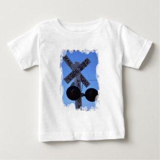Kreuzungssignale Baby T-shirt