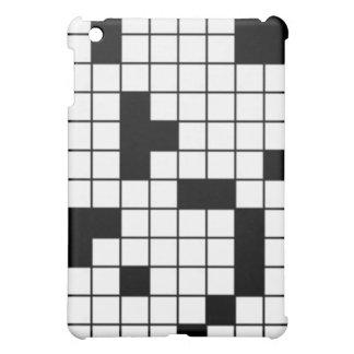 Kreuzworträtsel ipad Fall iPad Mini Hülle