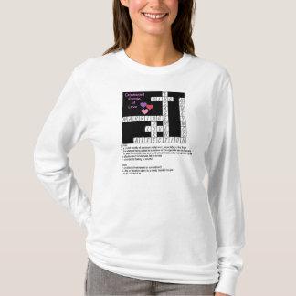 Kreuzworträtsel von LiebeHoodie T-Shirt