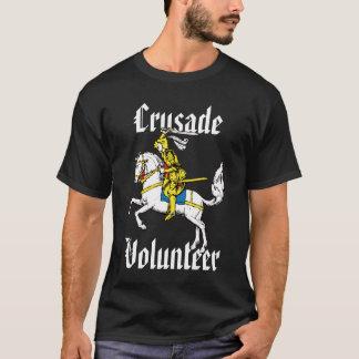 Kreuzzug-Freiwilliger T-Shirt