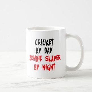Kricket durch TageszombieSlayer bis zum Nacht Kaffeetasse