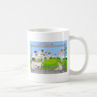 Kricket-reizendes Kricket Kaffeetasse