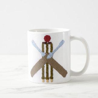 Kricket-Tasse Kaffeetasse